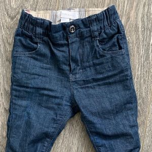 Burberry baby jeans